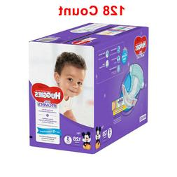 Huggies Little Movers Active Baby Diapers Size 3 16-28lbs, 1