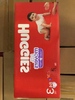 HUGGIES Little Movers Diapers, Size 3 , 84 Ct.