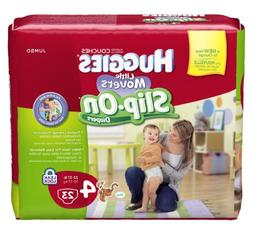 Huggies Little Movers Slip-on Diapers 23 CT