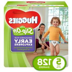 little movers slip on baby diapers size