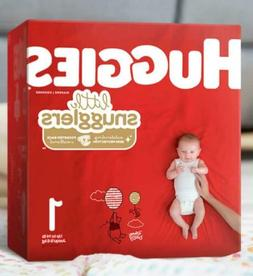 Huggies Little Snugglers Baby Diapers Size 1  Jumbo Pack, 20