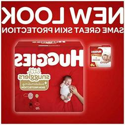 Huggies Little Snugglers Baby Disposable Diapers Size Newbor