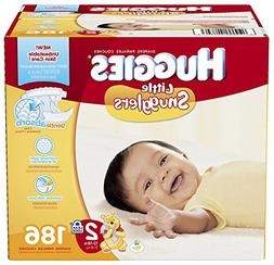 Huggies Little Snugglers Diapers Size 2 - 186 ct