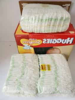 Huggies Little Snugglers Diapers - Size 1 - up to 14 lbs 60