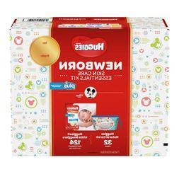 Huggies Little Snugglers Plus 124 ct Diapers New Born Skin C