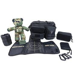 Tactical Baby Gear Full Load Out 2.0 Tactical Diaper Bag Set