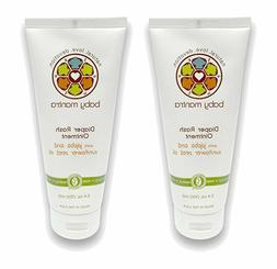 Natural Diaper Rash Ointment Safe for Sensitive Skin 3.4 oz