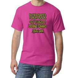 Bayside Made USA T-shirt Seriously I really do change diaper