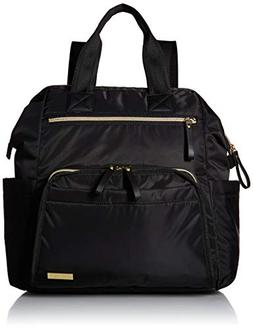 Skip Hop Diaper Bag Backpack, Mainframe Large Capacity Wide