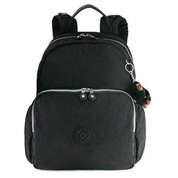 Kipling Maisie Solid Diaper Bag Backpack, Black