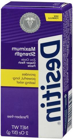 DESITIN Maximum Strength Original Paste 2 oz
