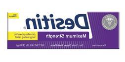 Desitin Maximum Strength Zinc Oxide Diaper Rash Paste 4.8oz