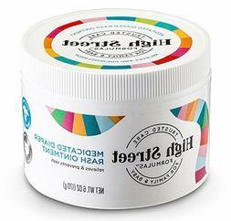 High Street Formulas Diaper Rash Cream 6oz. 100% Money Back