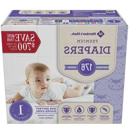 member s mark comfort care baby diapers