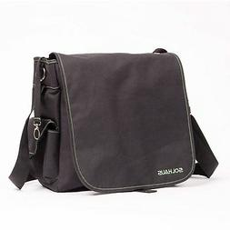 Solhaus Mens Diaper Bag, Messenger bag For Dads with Wipes P