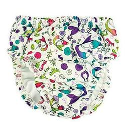 FINIS Mermaid Diaper Fintastic L, blue, white, Size Large Iu