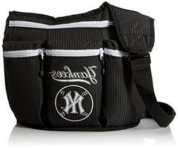 Infant Diaper Dude 'New York Yankees' Messenger Diaper Bag -
