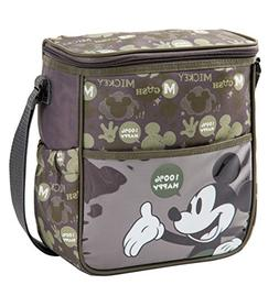 mickey mouse insulated diaper bag