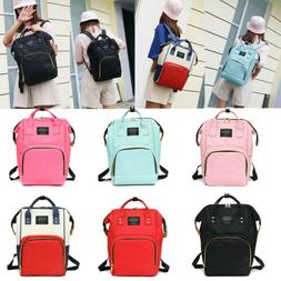 Mummy Maternity Nappy Diaper Bag Large Changing Baby Travel