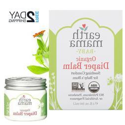 Natural Baby Diaper Rash Balm Organic Herbal Ingredients Soo