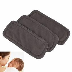 Nature Care Natural Nappy Baby Diaper 5 Layers Bamboo Charco