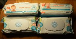 NEW! Honest Company 4 PACK lot baby diaper wipes 288 premium
