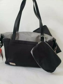 New Skip Hop Diaper Bag Changing Pad Tote Bottle Pockets Tas
