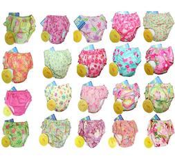 NEW iplay Girl's Swim Swimming Reusable Diapers Bathing Suit