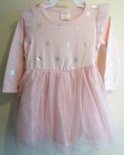 New With Tags Gymboree Starry Night Dress With Diaper Cover