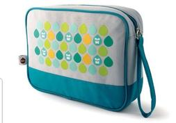 NEW WITH TAGS MILK DOT POPDOT GO POUCH BABY GEAR DIAPER TRAV