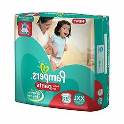 Pampers New XX-Large Size Diapers Pants, Free Shipping 22 Co