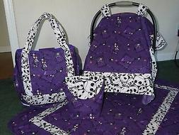 NIGHTMARE BEFORE CHRISTMAS*Handmade Diaper/tote/Car Seat Can