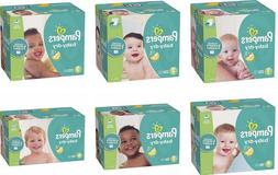 ***NO TAX*** Pampers Baby Dry Diapers Size 1, 2, 3, 4, 5, 6