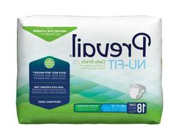 Prevail Nu-Fit Adult Diapers