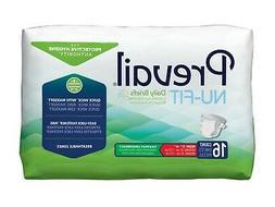 Nu-Fit Adult Diapers - Medium 96/cs