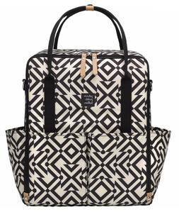 NWT Petunia Pickle Bottom Inter-Mix Backpack Diaper Bag - Ma
