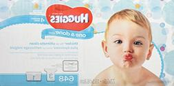 Huggies One & Done Refreshing Baby Wipes Refill, Cucumber an