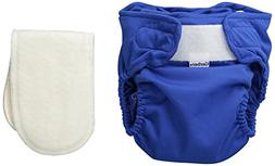 Gerber All-in-One Reusable Diaper with Insert Starter Set, B