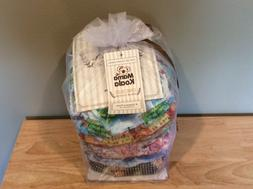 Mama Koala One Size 8-35 lbs 6 Diaper Pack with Stay-Dry Poc