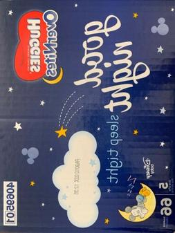 HUGGIES OverNites Diapers, Super Pack