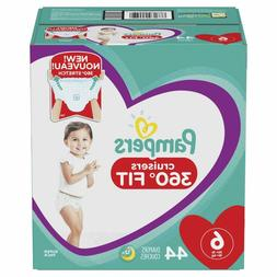Pampers Cruisers Diapers Super Pack Size 6