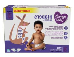 Parents Choice Baby Diapers Size 3 Disposable Diaper Dry Abs