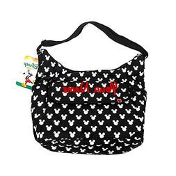 Personalized Disney Mickey Mouse Classic Carryall Black and