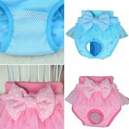 Pet Dog Physiological Pants Diaper Panties Underwear for Fem