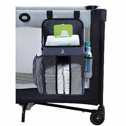hiccapop Playard Nursery Organizer and Diapers Organizer | B