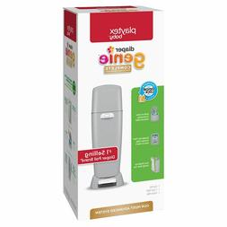 Playtex Diaper Genie Complete Gray Diaper Pail with 1 Refill