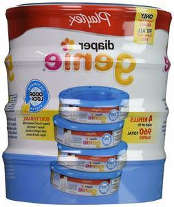 Playtex Diaper Genie Disposal System Refills, 960 count, 4 P