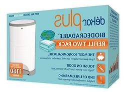 Dekor Plus Diaper Pail Biodegradable Refills | Most Economic