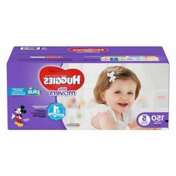 Huggies Plus Diapers Size 5: 27lbs and up, 150ct - Free Ship