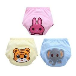 Potty Training Pants Washable Cotton Leakproof Diaper
